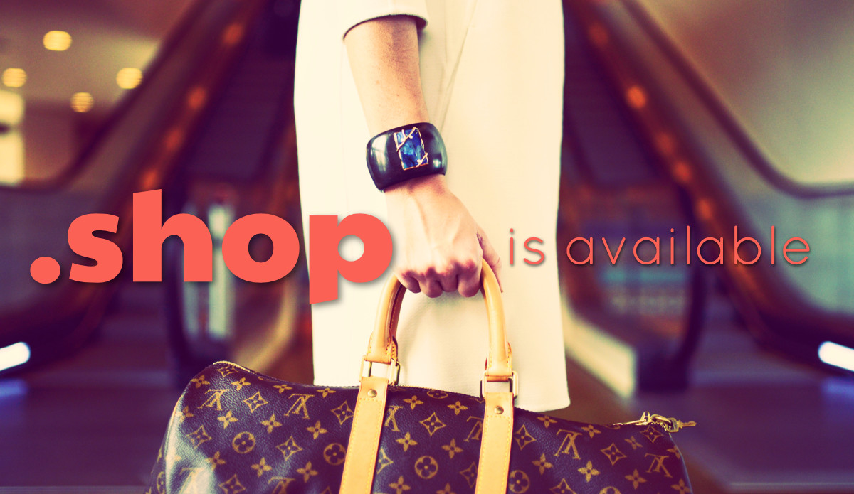 .shop domain available