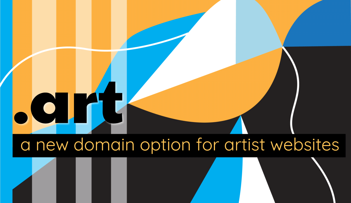 .art a new domain option for artists' websites